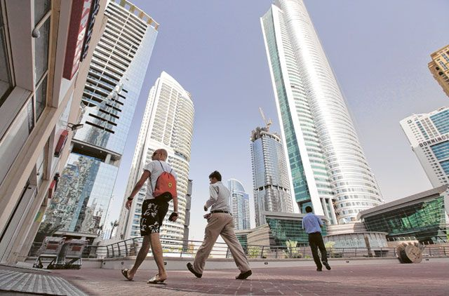 Dubai developers no longer allowed to collect service charges