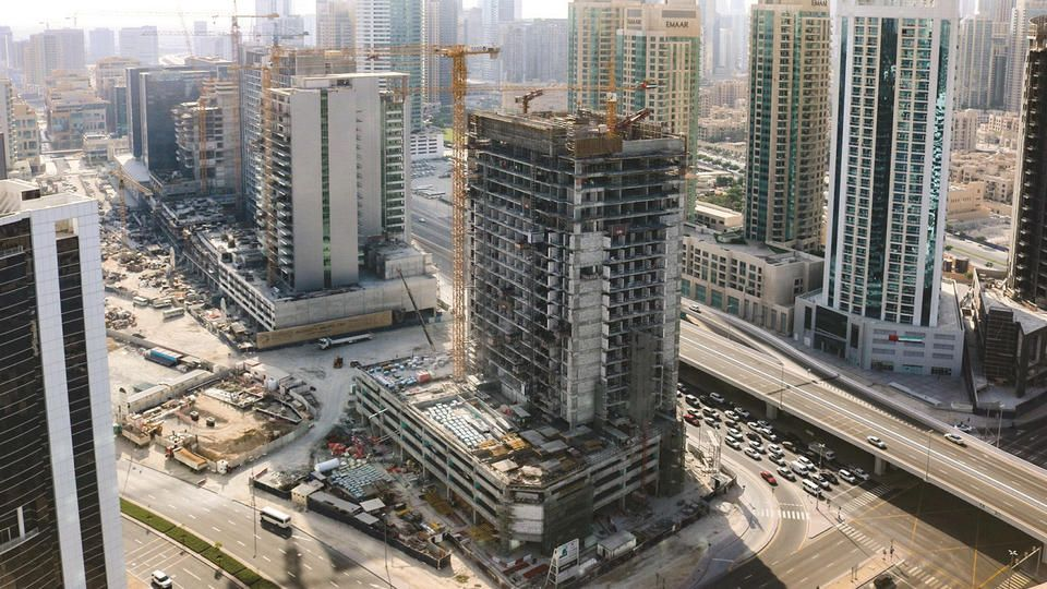 MAG Lifestyle Development announces 65% completion of its mixed-use luxury project MAG 318